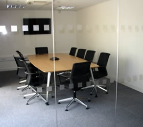 Office Furniture supplied by Mission Workplace