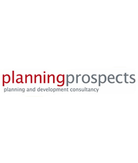 Planning prospects logo project completed by Mission Workplace Limited