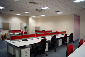 contract furniture office task seating hot desk seating