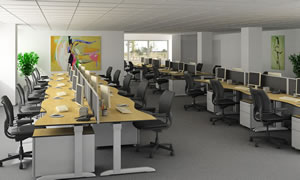 Office space space planning office space design