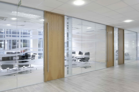 glazed partitions glazed office partitions glass