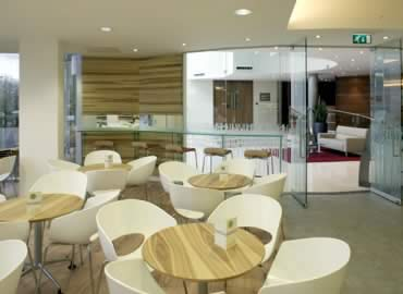 Office Cafe Design Office Cafe Style Break Out areas