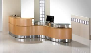 bespoke office counters